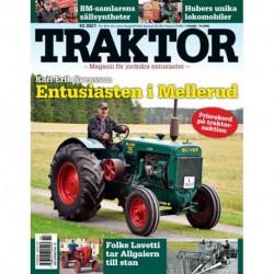 Traktor nr 2 2021