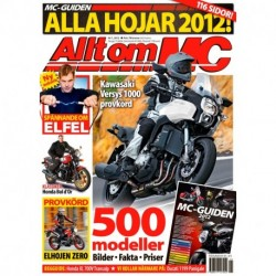 Allt om MC nr 1 2012