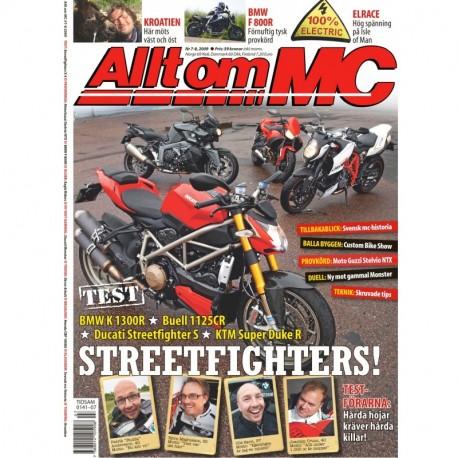 Allt om MC nr 7 2009