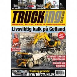 Trucking Scandinavia nr 4 2021