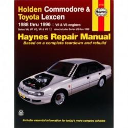 Holden Commodore 1988-1996 Toyota Lexcen 1989-1997