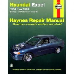 Hyundai Excel 1986-2000