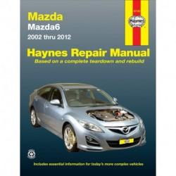 Mazda Mazda6 2002-2012