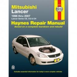 Mitsubishi Lancer 1996-2007