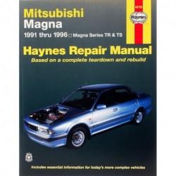 Mitsubishi Magna 1991-1996