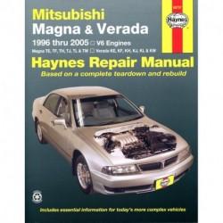 Mitsubishi Magna Verada 1996-2005