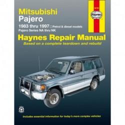 Mitsubishi Pajero 1983-1997