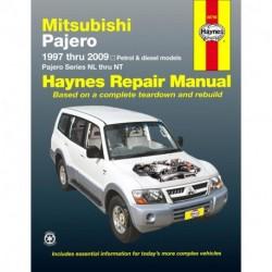 Mitsubishi Pajero 1997-2009