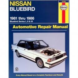 Nissan Bluebird 1981-1986