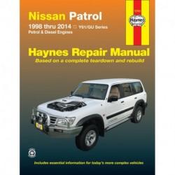 Nissan Patrol 1998-2014