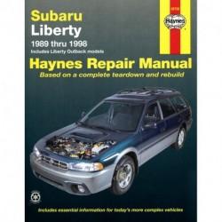 Subaru Liberty Outback 1989-1998