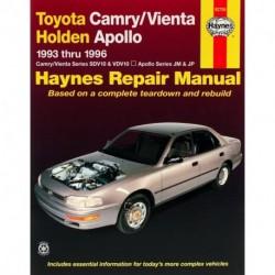 Toyota Camry Holden Apollo  1993-1996