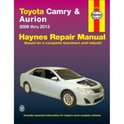 Toyota Camry Toyota Aurion 2006-2013