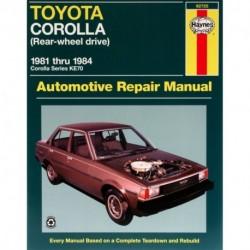 Toyota Corolla 1981-1984