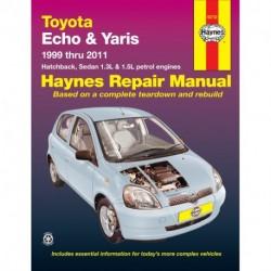Toyota Echo Yaris 1999-2011