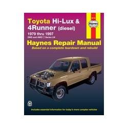 Toyota Hi Lux 4x4 4x2 Diesel Toyota 4 Runner Diesel 1979-1997