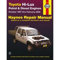 Toyota Hi Lux 4x4 4x2 1997-2005