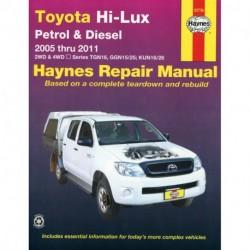 Toyota Hi Lux 4x4 4x2 2005-2011