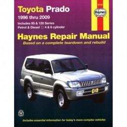 Toyota Prado 1996-2009