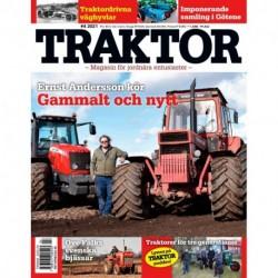 Traktor nr 4 2021