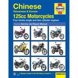 Chinese Taiwanese & Korean 125cc Motorcycles