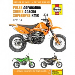 Pulse Adrenaline Sinnis Apache Superbyke RMR 2007 -2014