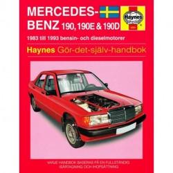 Mercedes-Benz 190 190E & 190D 1983 - 1993