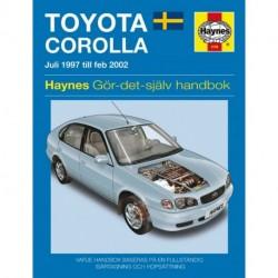 Toyota Corolla Juli 1997 - Feb 2002