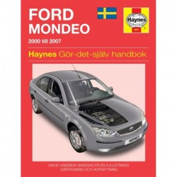 Ford Mondeo 2000 - 2007