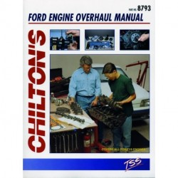 Chilton Total Service Series for Ford V8 Engine Overhaul