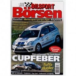 Bilsport Börsen nr 9  2005