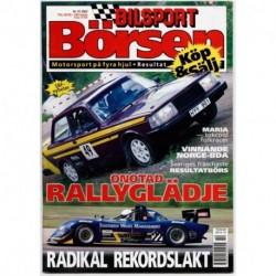 Bilsport Börsen nr 10  2003