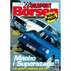 Bilsport Börsen nr 8  2003