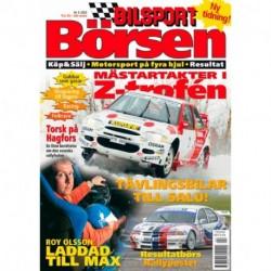 Bilsport Börsen nr 4  2002