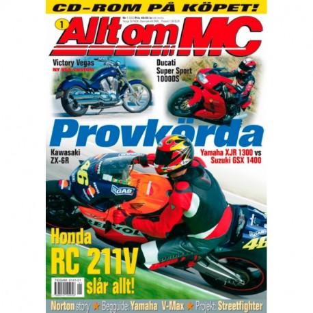 Allt om MC nr 1  2003