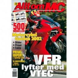 Allt om MC nr 12  2001