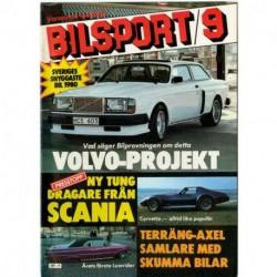 Bilsport nr 9  1980