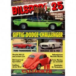 Bilsport nr 25  1988