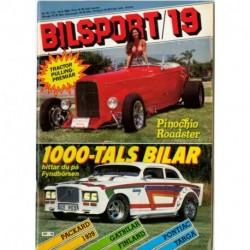Bilsport nr 19  1983