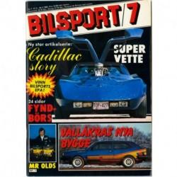 Bilsport nr 7  1983