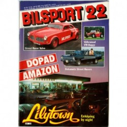 Bilsport nr 22  1984