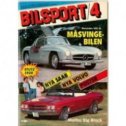 Bilsport nr 4  1984