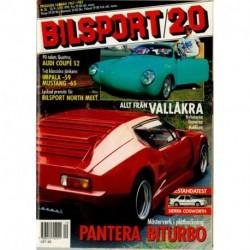 Bilsport nr 20  1990