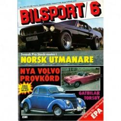 Bilsport nr 6  1982