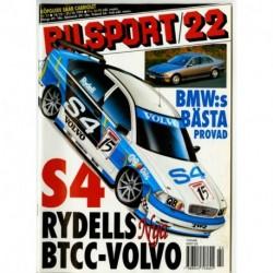 Bilsport nr 22  1995
