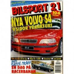 Bilsport nr 21  1995