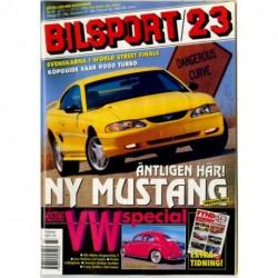 Bilsport nr 23  1993
