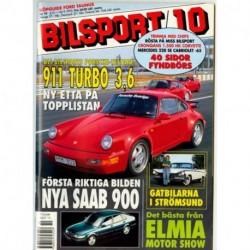Bilsport nr 10  1993