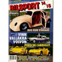 Bilsport nr 14  1991