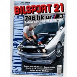 Bilsport nr 21  2003